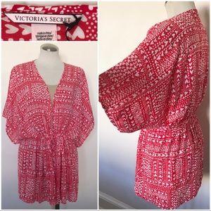 VS kimono NWOT one size 3/4 sleeve